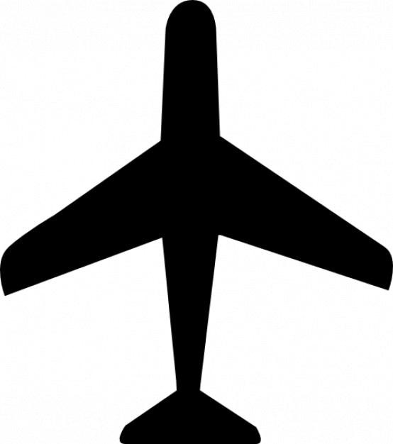 Avião Ícone grátis