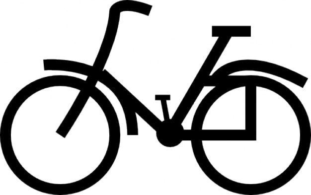 Bicicleta Ícone grátis