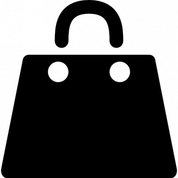 Bolsa de compras Ícone grátis