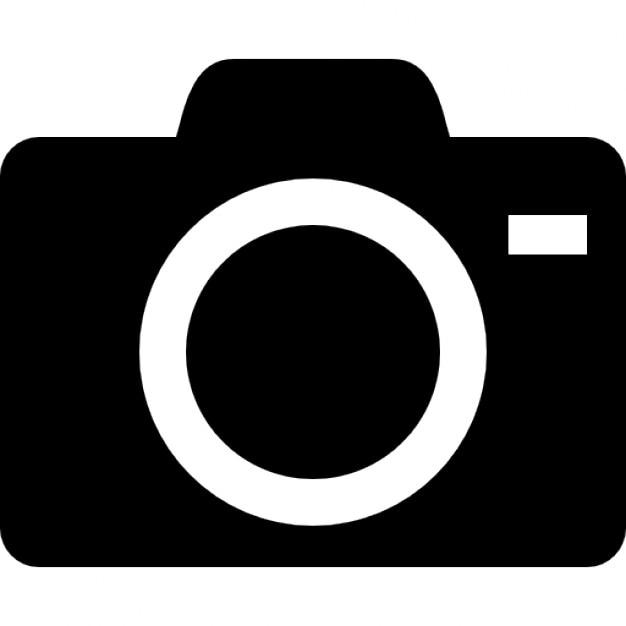 C mera com lente de contorno download cones gratuitos for Camera gratis