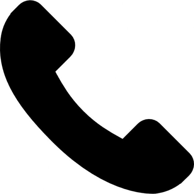 Chamar resposta, ios 7 símbolo de interface Ícone grátis