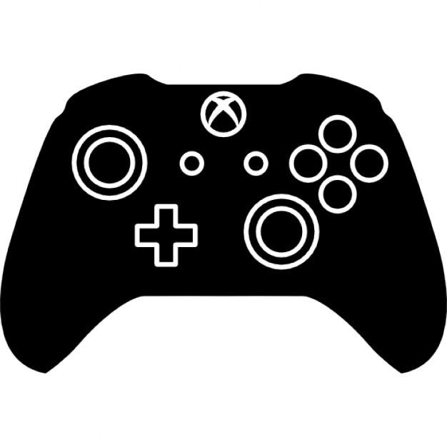 Vector Drawing Lines Xbox One : Controle xbox para um download Ícones gratuitos