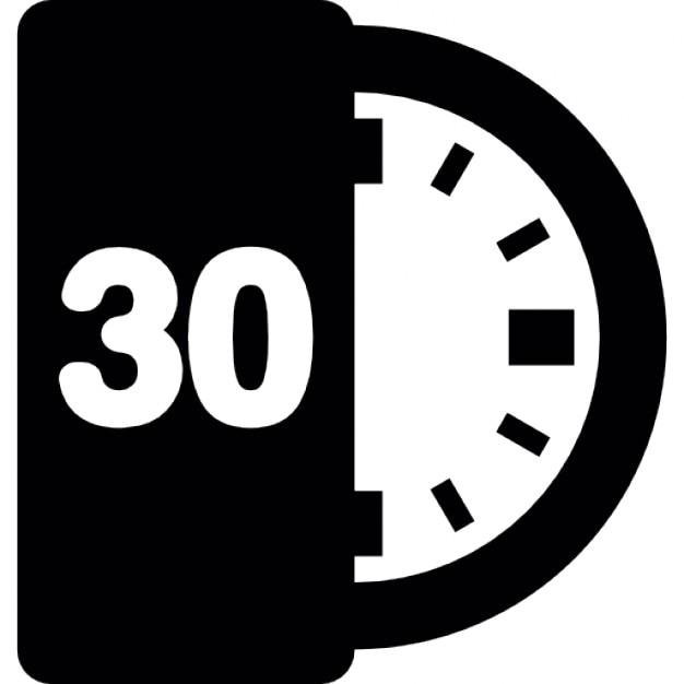 De 30 minutos meia hora download cones gratuitos for Cocinar en 30 minutos