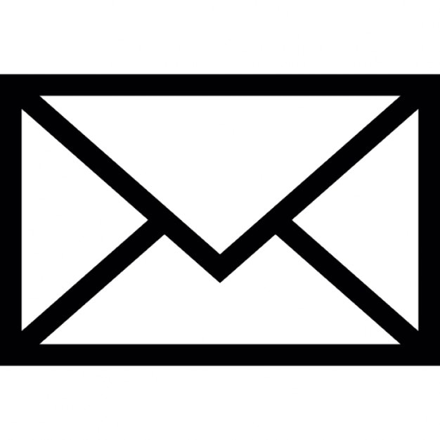 envelope e mail  ios 7 s u00edmbolo da interface download Phone Icon Vector message icon vector