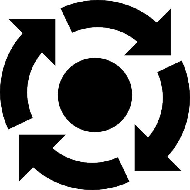 gr fico circular do ciclo de neg cios ou circuito