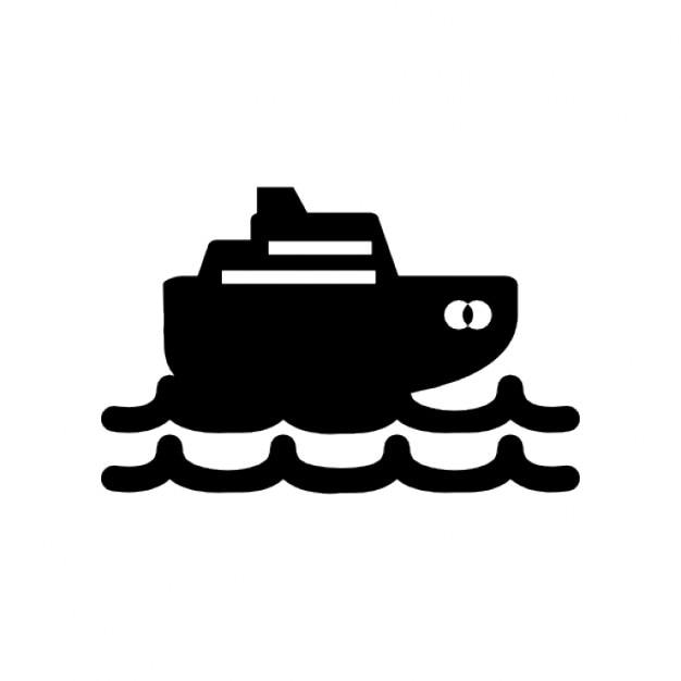 Navio de cruzeiro Ícone grátis