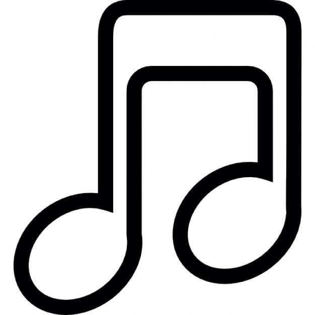 nota musical download  u00cdcones gratuitos Music Notes music notes vector art