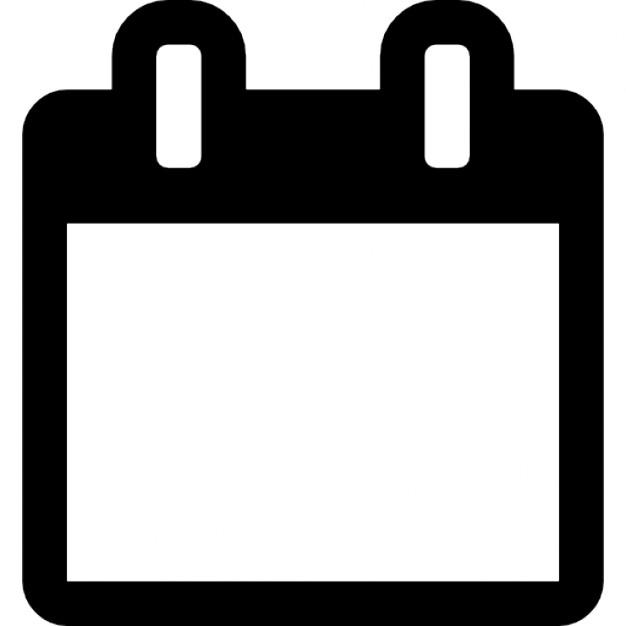 Resultado de imagem para icone calendario