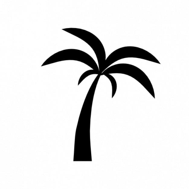 Palmeira Ícone grátis