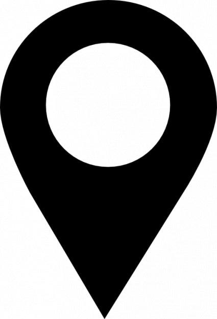 Pin para geolocalização Ícone grátis