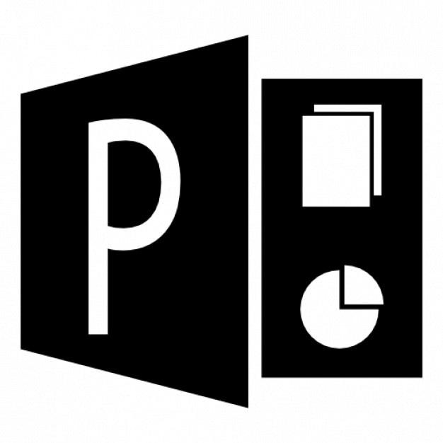 powerpoint download Ícones gratuitos