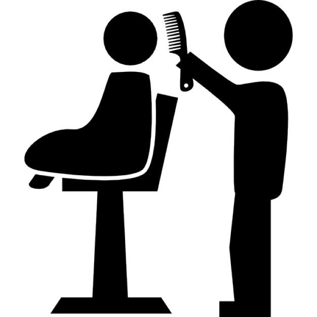 Populares Salão de beleza de cabelo masculino | Download Ícones gratuitos VR21
