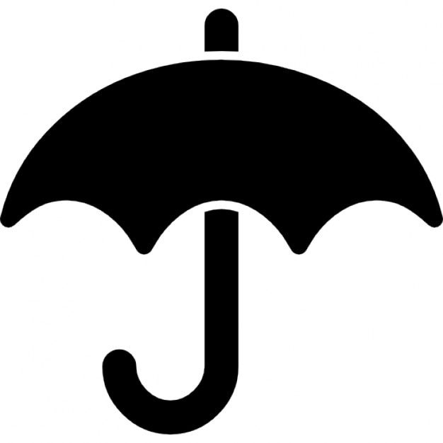 chuva negra foder gratis