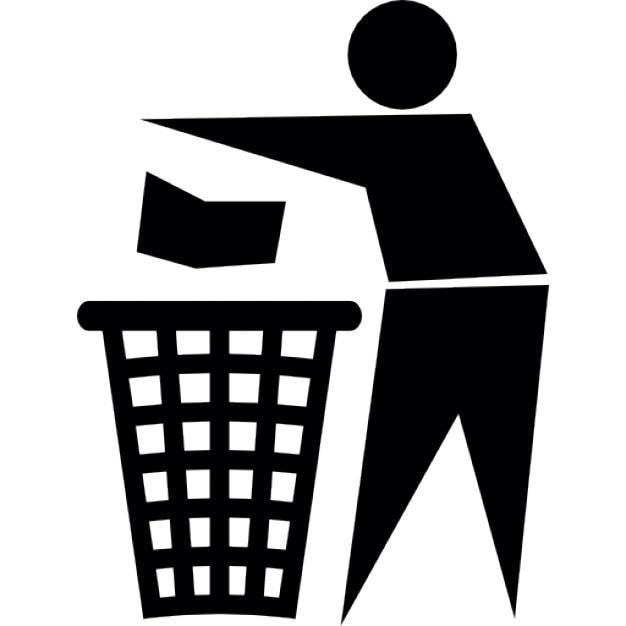 Símbolo do reciclar Ícone grátis