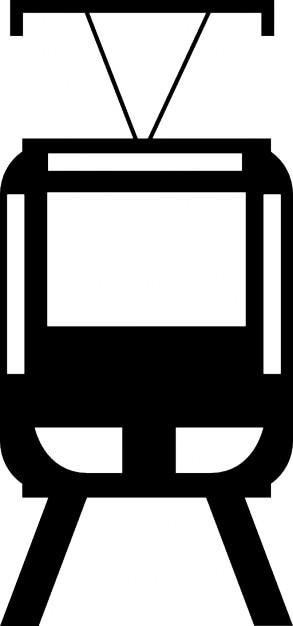 Trem de alta velocidade Ícone grátis