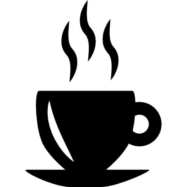 xícara com chá quente download Ícones gratuitos
