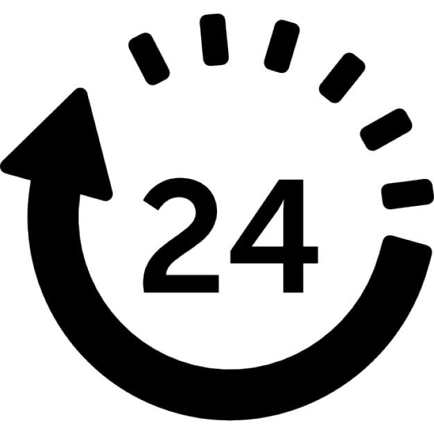 24 heures de livraison t l charger icons gratuitement. Black Bedroom Furniture Sets. Home Design Ideas
