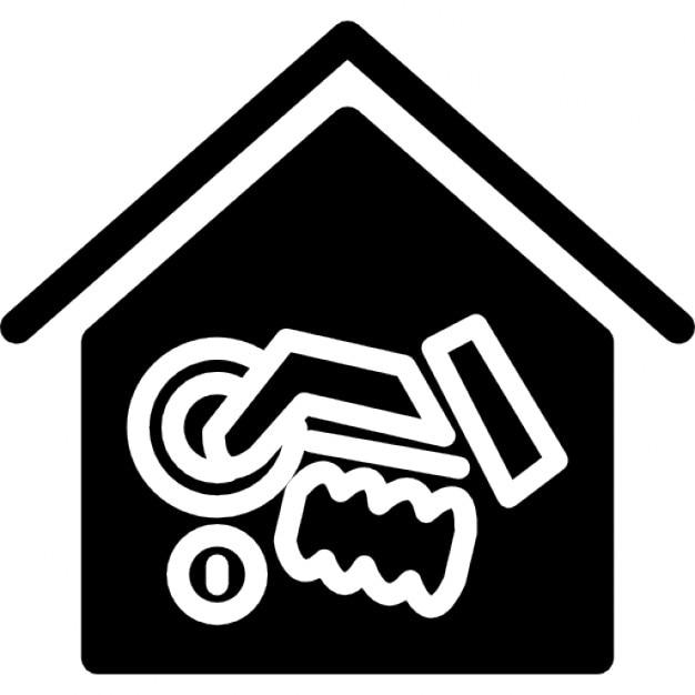 Alarme de s curit outil de bouton pour la maison for Alarme de securite pour maison