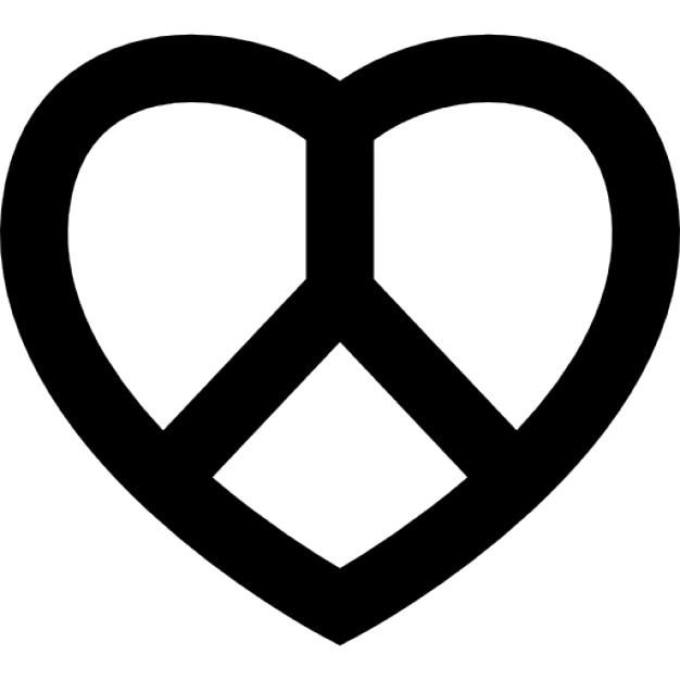 Fabulous Amour et symbole de paix | Télécharger Icons gratuitement WD69