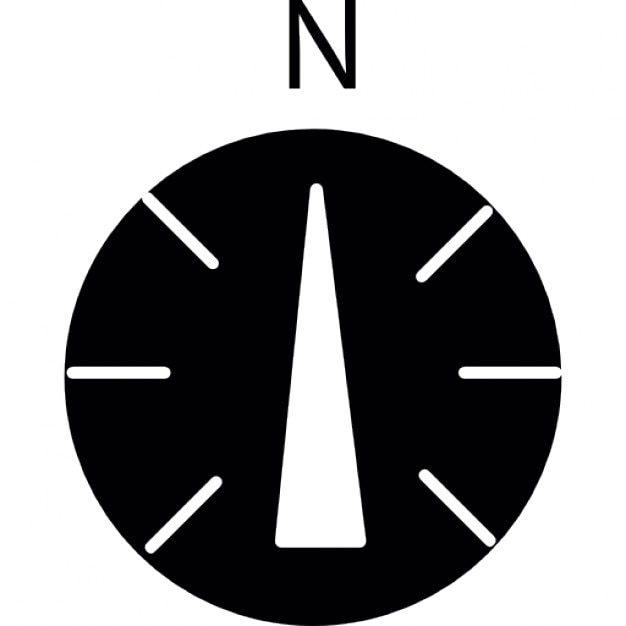 au nord de la boussole symbole ios 7 de l 39 interface t l charger icons gratuitement. Black Bedroom Furniture Sets. Home Design Ideas