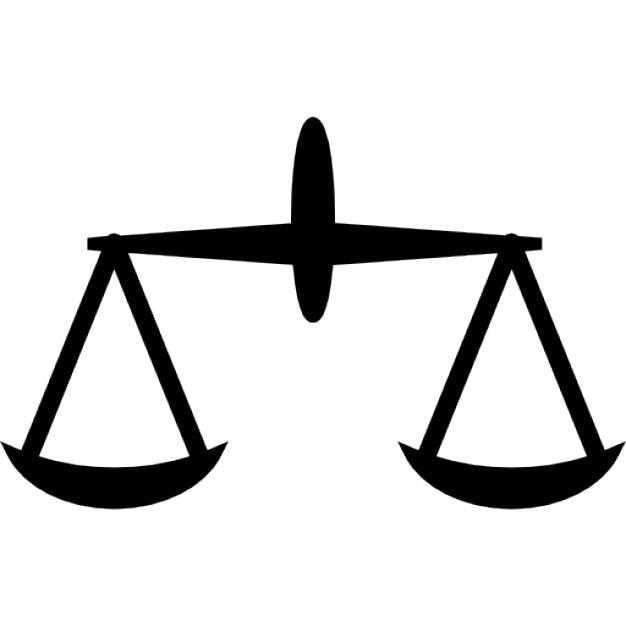 Balance balance et le symbole de la justice t l charger icons gratuitement - Symbole de la perseverance ...