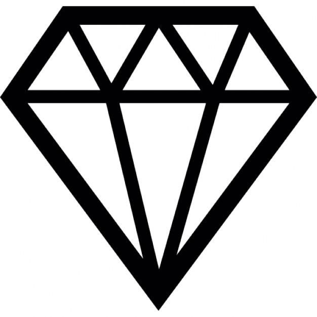 Bijoux pr cieux diamant t l charger icons gratuitement - Diamant dessin ...