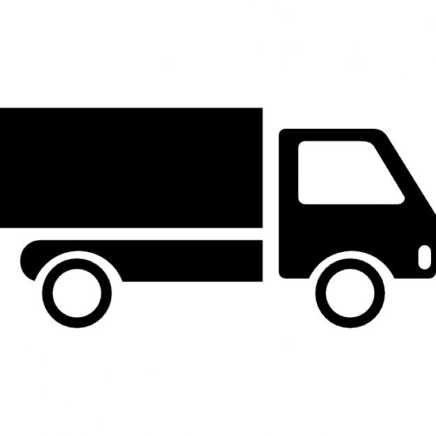 Camion T 233 L 233 Charger Icons Gratuitement