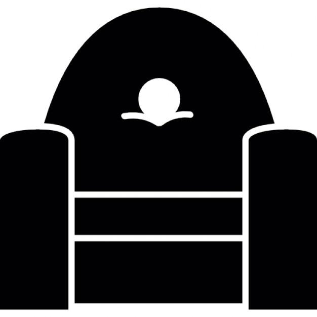 canap d 39 une place t l charger icons gratuitement. Black Bedroom Furniture Sets. Home Design Ideas