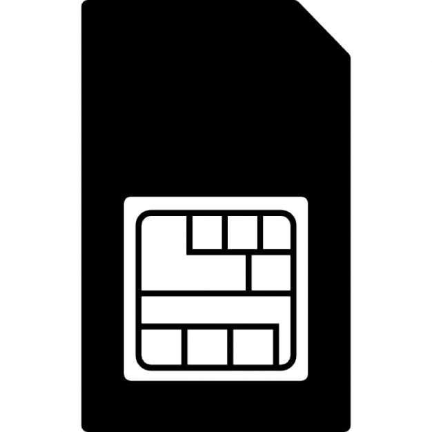 carte sim t l charger icons gratuitement. Black Bedroom Furniture Sets. Home Design Ideas