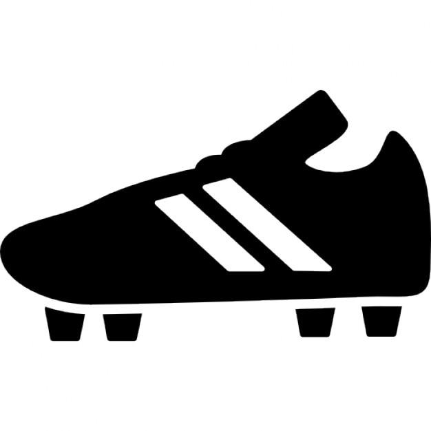 chaussure de foot dessin
