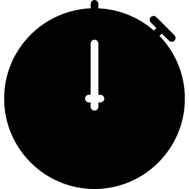 chronom tre ronde t l charger icons gratuitement. Black Bedroom Furniture Sets. Home Design Ideas