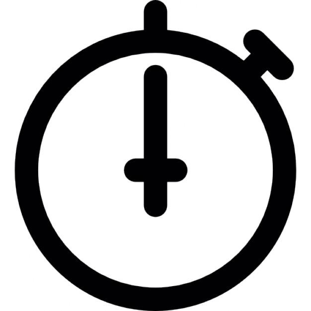 chronom tre symbole ios 7 de l 39 interface t l charger icons gratuitement. Black Bedroom Furniture Sets. Home Design Ideas