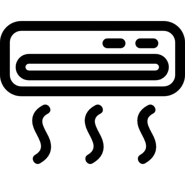 climatiseur t l charger icons gratuitement. Black Bedroom Furniture Sets. Home Design Ideas