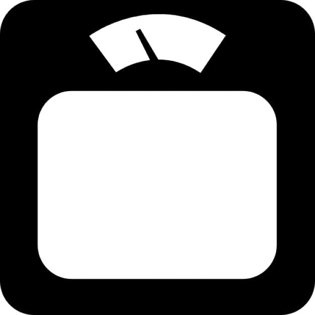 Corps outil de balance Icon gratuit