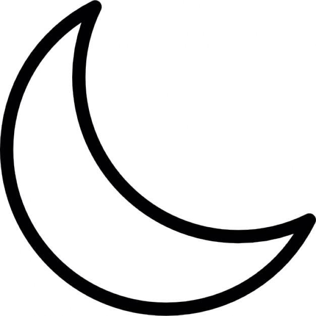 Stunning Cliparts Clipart Croissant De Lune 50