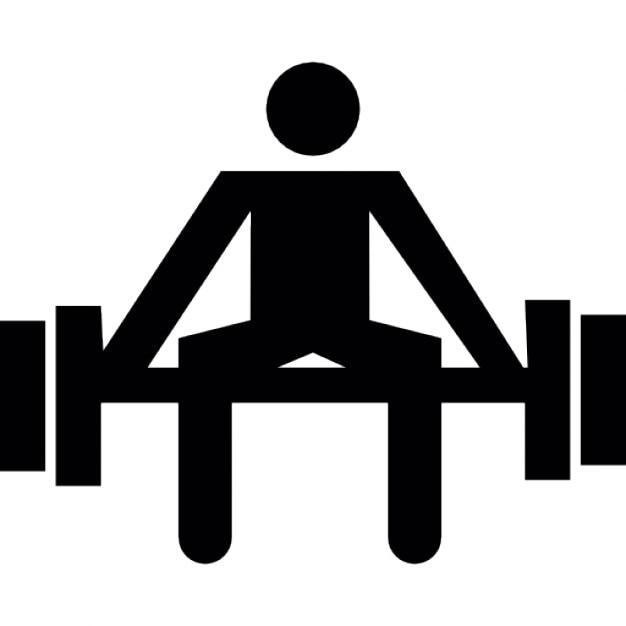 D 39 exercice sportive porter le poids t l charger icons gratuitement - Surveiller votre poids gratuit ...