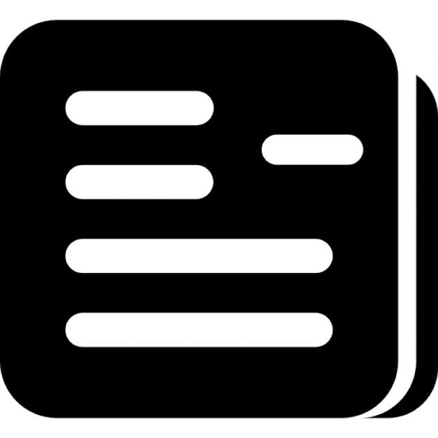 document texte forme carr u00e9e arrondie avec un signe moins