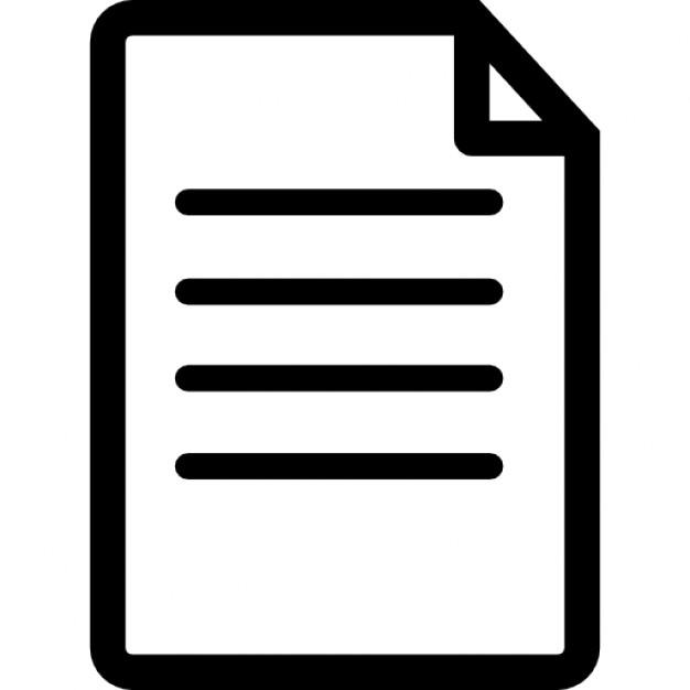 document texte