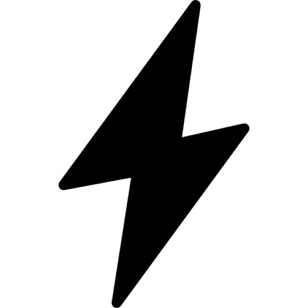 Clair contour t l charger icons gratuitement - Eclaire dessin ...
