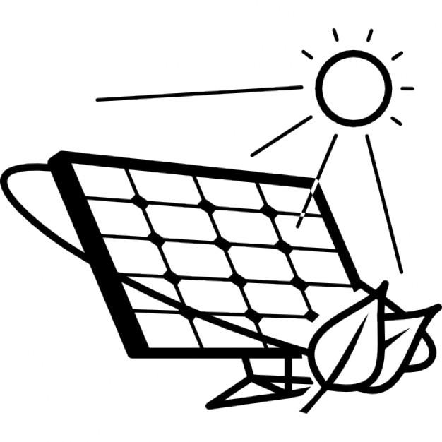 Co panneau solaire sous un beau soleil t l charger for Qu est ce qu un panneau solaire