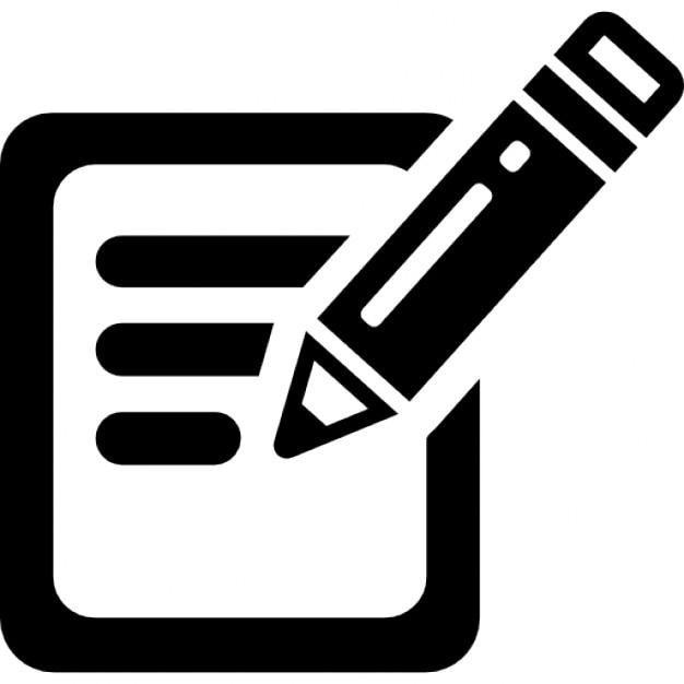 écrire | Télécharger Icons gratuitement