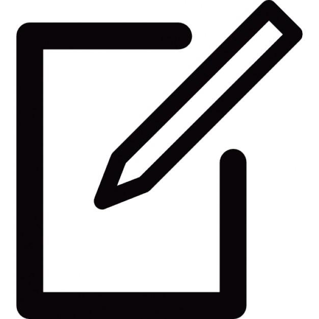 éditer bouton de documents | Télécharger Icons gratuitement