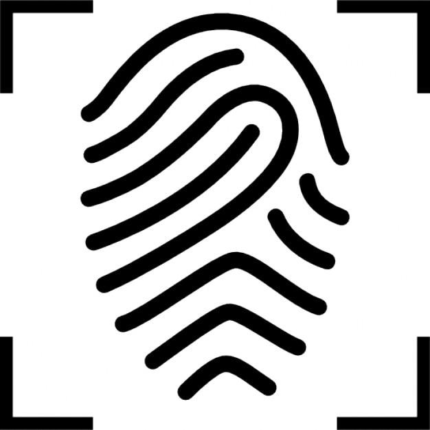 Gut bekannt Empreinte digitale avec viseur point | Télécharger Icons gratuitement WG83