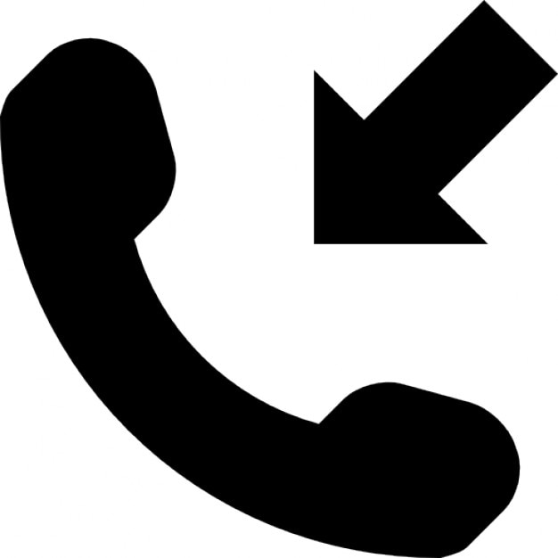 Entrant symbole de l 39 appel t l phonique t l charger - Symbole de l orchidee ...