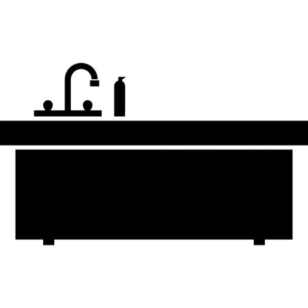 Silhouette Kitchen Sink