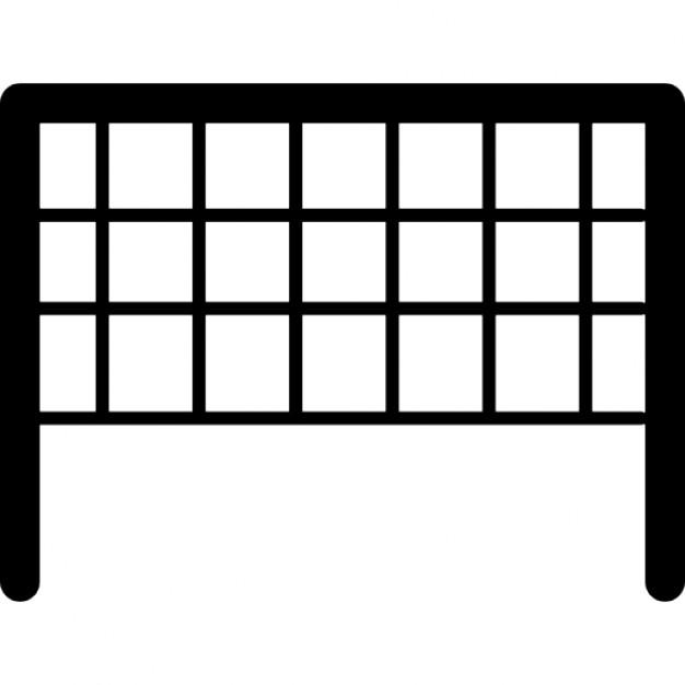 filet de volley t l charger icons gratuitement. Black Bedroom Furniture Sets. Home Design Ideas