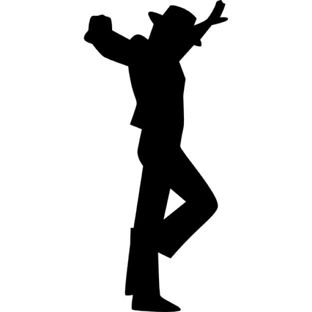 Célèbre Flamenco danseur silhouette | Télécharger Icons gratuitement BX03