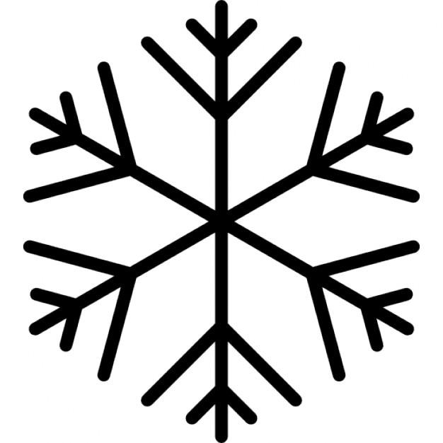 Bien-aimé Forme de flocon de neige | Télécharger Icons gratuitement ZC24