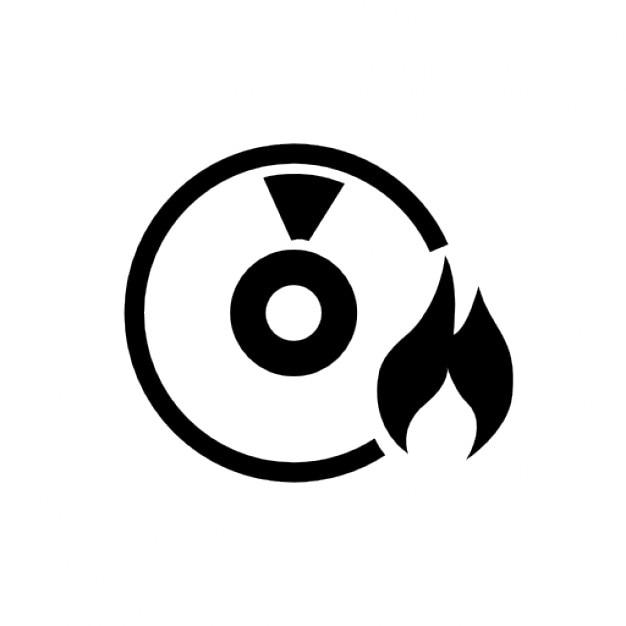 graver un cd t l charger icons gratuitement. Black Bedroom Furniture Sets. Home Design Ideas