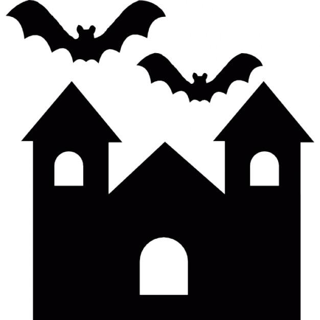halloween envo t manoir effrayant avec les chauves souris t l charger icons gratuitement. Black Bedroom Furniture Sets. Home Design Ideas